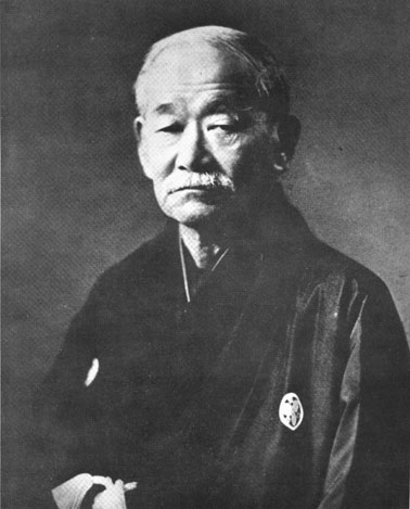 Jigoro Kano, zakladaťeľ moderného juda